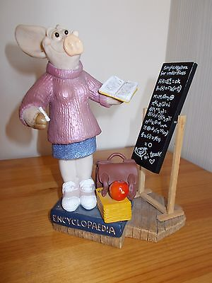 PIGGIN STAR TEACHER COLLECTABLE by DAVID CORBRIDGE