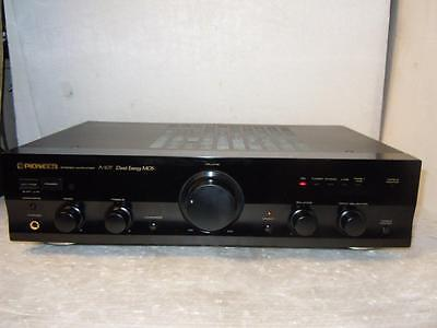 Pioneer A-107 STEREO AMPLIFIER-SUPERB SOUND.