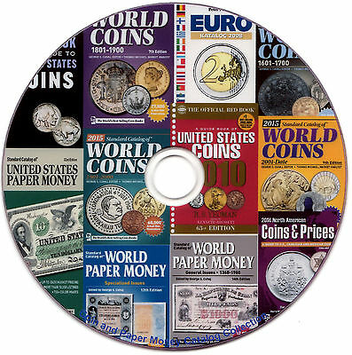 28 catalogs  coin and paper money collection-Krause standard world 2015+ other