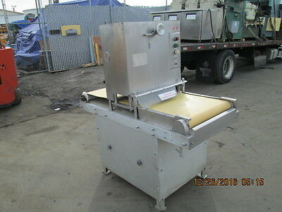 Jaccard Mdl. Hord Ii Commercial Meat Flattening Machine / Meat Press W/Conveyor