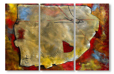 Ruth Palmer Peace Piece Abstract Metal Art Contemporary Wall Sculpture