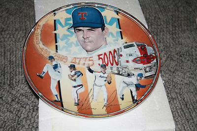 """Sports Impressions 10.5"""" LTD Collector Plate #2681"""