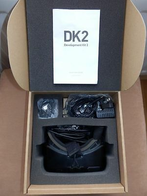 Official Oculus Rift DK2 Virtual Reality (VR) Headset