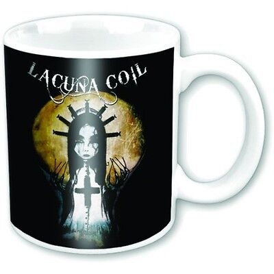 "Lacuna Coil ""Nurse"" Boxed Mug BRAND NEW IN BOX"