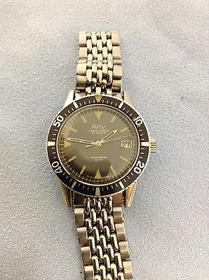 Diver Vintage Automatic Arly Oceanproof 150 Mt