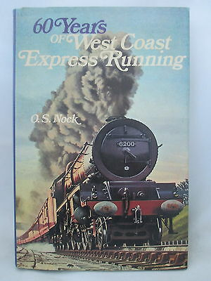 60 Years Of West Coast Express Running. Lms. Br Lmr. Shap