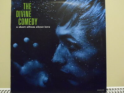 THE DIVINE COMEDY (NEIL HANNON)  LP A Short Album About Love Setanta Irish