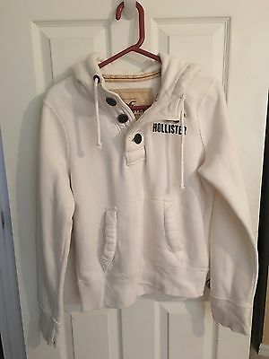 Hollister Boys Sweater Size Small Young Adult