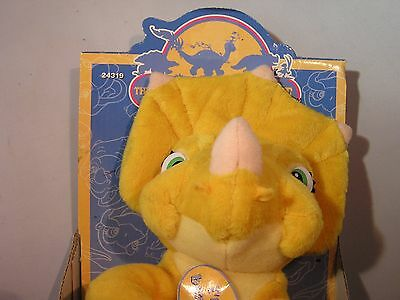 Vintage 1996 Equity Toys The Land Before Time Prehistoric Pals Cera Plush - NEW