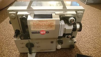 Eumig Mark 8 film projector