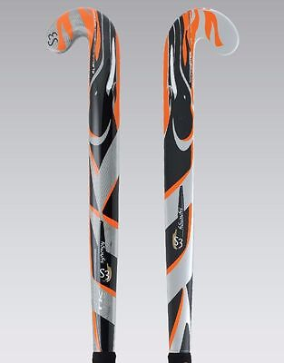 """TK Synergy S3 2016 LBE Composite Outdoor Hockey Stick Size 37.5"""""""