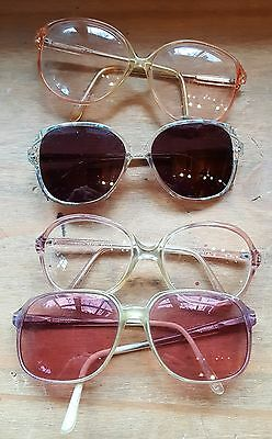 Collection of vintage spectacles (4)