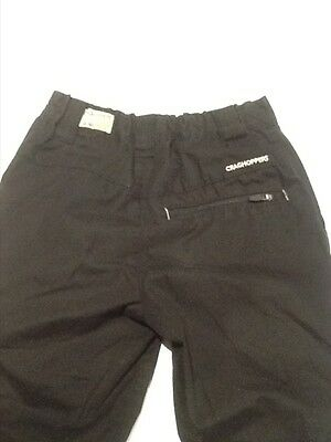 Craghoppers Solarshield Childrens Trousers Age 5-6  Eur 116