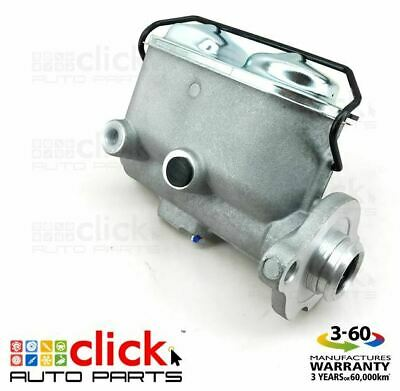 BRAKE MASTER CYLINDER HOLDEN HX HZ  SEDAN & UTE 6cyl & V8 (DISC DRUM) 1977-80
