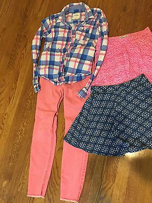 Lot of 4 Girls Abercrombie Kids - Size 15/16, XL
