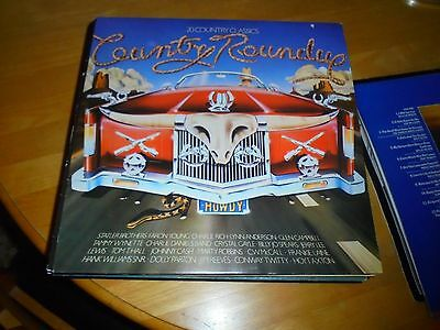 Lp / Country Roundup /20 Country Classics (1980 Uk Polystar