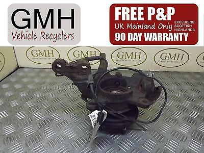 Hyundai Coupe 2.0 Petrol Right Driver O/s Front Hub/stub With Abs 2001-2009¿*