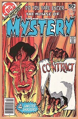 HOUSE OF MYSTERY #260 DC Comics Horror HIGH GRADE HUGE SCANS!!