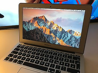 Apple MacBook Air 11'' (11-inch, Mid 2012) i5 1,7 GHz 8 GB