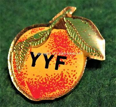Airport Pin- Yyf Penticton British Columbia Mint New Style