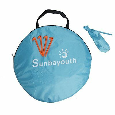 Baby Beach Tent Beach Umbrella, Sunba Youth Pop Up Tent, UV Protection