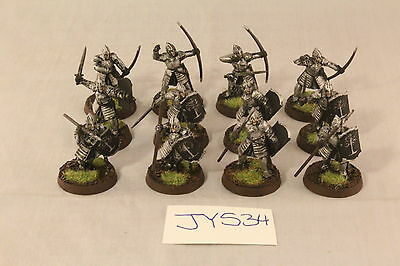 Warhammer Lord of the Rings Minis Tirith Troops