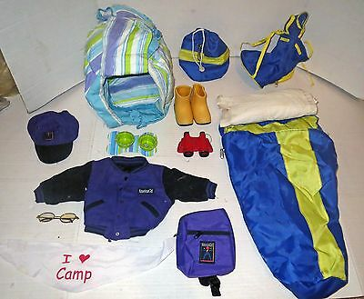 Large Lot AMERICAN GIRL DOLL & Clothing & Accessory - ALL RETIRED