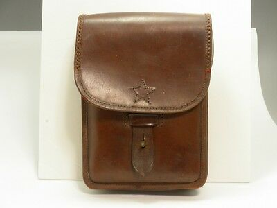 WW2 Imperial Japanese Army Military INFANTRY Leather bag original