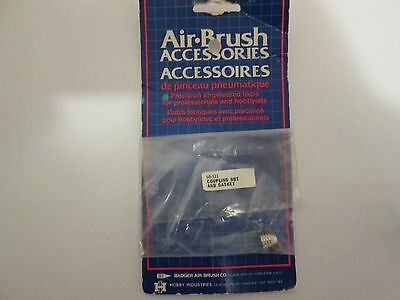 Badger Air Brush Parts #50-111 Coupling Nut and Gasket