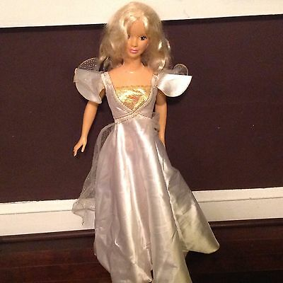"My Size Barbie doll  - Blonde - 38"".tall -  1992"