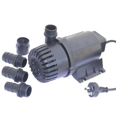 Resun Sea-Lion 8000L/hr 240V Pond Water Pump  PG-8000 - 10m cable