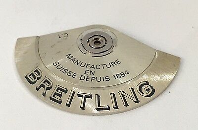 Genuine Breitling Oscillating Weight Movement 7750 Best For Watch Maker 1