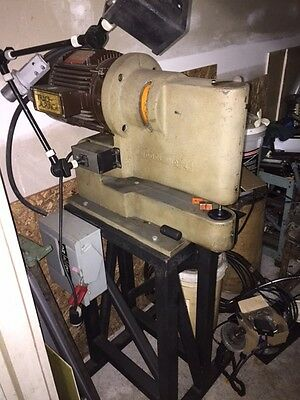 Heck Model 4A Trace-A-Punch With Stand and light