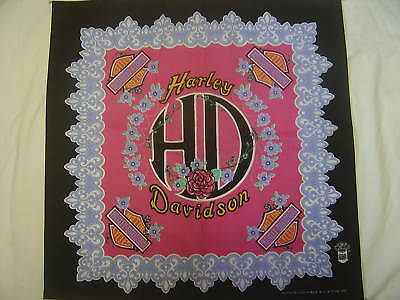 Harley Davidson Bandana  Pink © authentic Never worn or used