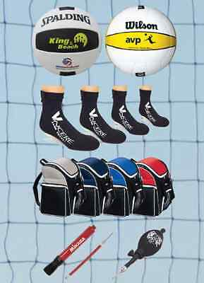 Beach Volleyball Players Kit