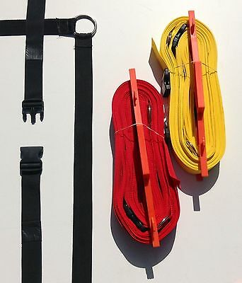 """Volleyball Web Boundary Line, 2"""" Wide, Adjustable Length - WB2AJ"""