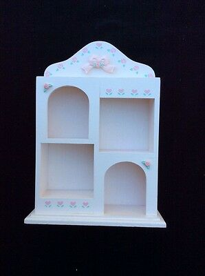 Precious Moments Pink Display Case for Miniatures