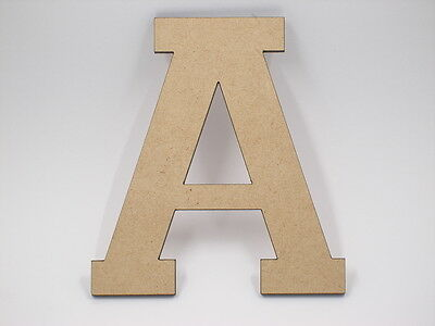 50cm Large Wooden Letter Words Wood Letters Alphabet Name Wedding Home Decor VAR