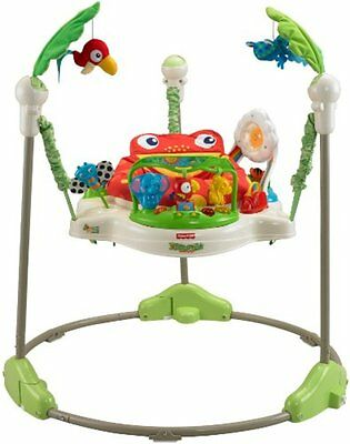 Activity Centers Entertainers Fisher-Price Rainforest Jumperoo