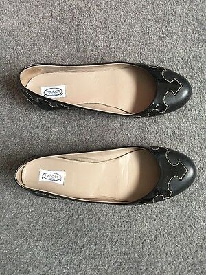 Habbot leather ballet flats 38