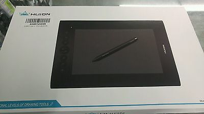 """Huion H610 Pro Art Graphics Drawing Painting Tablet Gift Digital Pen 10"""" x 6.25"""""""