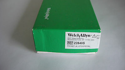 New Welch Allyn Pocket Junior Otoscope Special 22840S