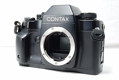 Contax RX 35mm SLR Film Camera Body Only  SN013077  **Excellent+**