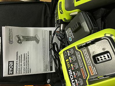 Ryobi Rechargeable Power Hammer...new Open Box!