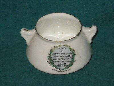 Foley China No.28 - KING OF GREAT BRITAIN & IRELAND, AND ALL .. EMPEROR OF INDIA