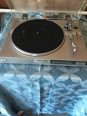 Sony Turntable PS-LX410