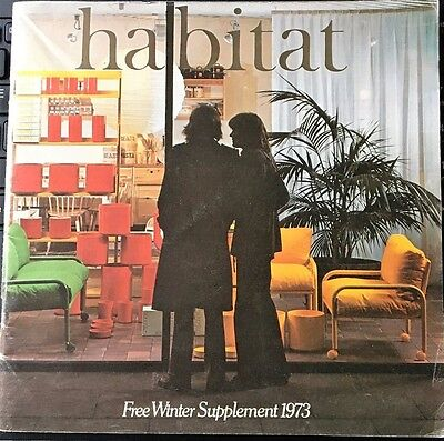 1973 Habitat Winter Supplement