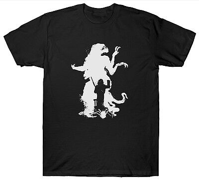 The Thing T Shirt Sci-Fi Horror Film Movie 1980'S Cult
