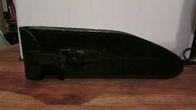 1916 Dated British Soldiers Leather Box For Flute