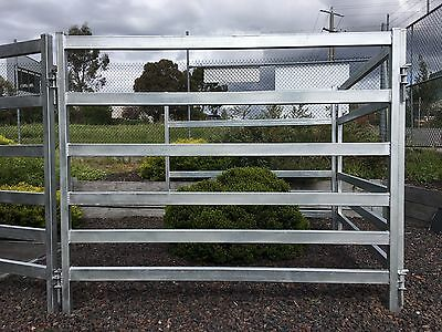 2.5mm Thick Super Heavy Duty Cattle Yard Panel @110/pcs Financial Year Sale